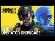 Rainbow Six Extraction- Alibi - Operator Showcase - Ubisoft -NA-