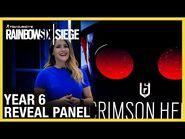 Rainbow Six Siege- Year 6 Reveal - Ubisoft -NA-