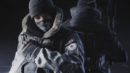 Frost pose
