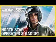 Rainbow Six Siege- North Star Operator Gameplay Gadget and Starter Tips - Ubisoft -NA-