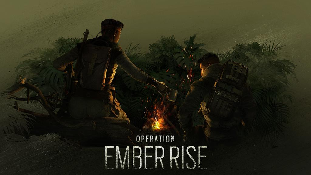 Tom Clancy's Rainbow Six Siege: Operation Ember Rise