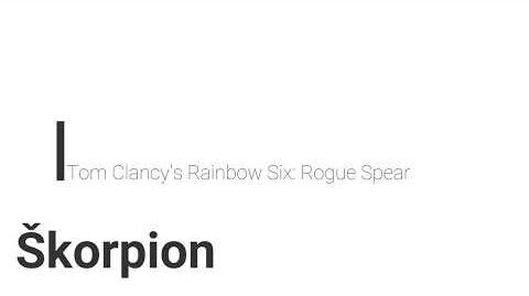 Rainbow_Six-_Rogue_Spear_Škorpion