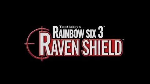 Tom Clancy's Rainbow Six Raven Shield Intro