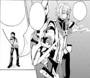 Kirihara sickened by Ikki's determination