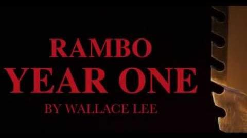 Rambo prequel novel available right now