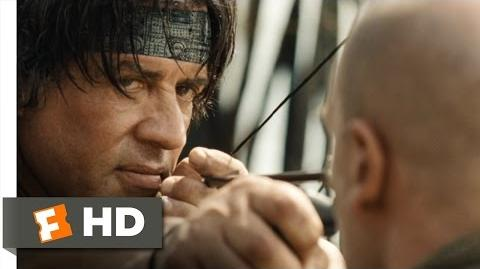 Rambo (7 12) Movie CLIP - Live for Nothing or Die for Something (2008) HD