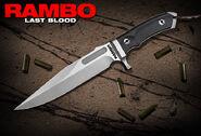 Rambo last blood bowie