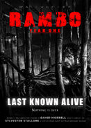 Rambo Year One- Last Known Alive