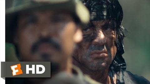 Rambo (10 12) Movie CLIP -