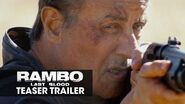 Rambo Last Blood (2019 Movie) Teaser Trailer