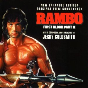 Rambo: First Blood Part II Soundtrack