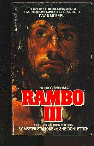 Rambo III novelization