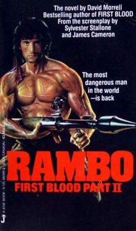 Rambo: First Blood Part II novelization