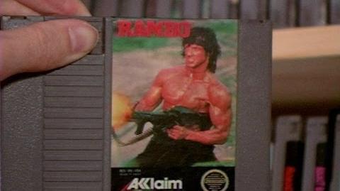 Rambo - Angry Video Game Nerd - Episode 41