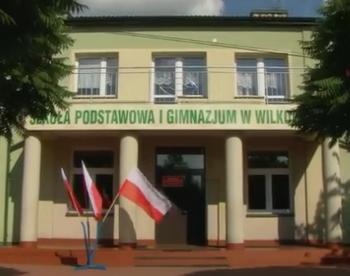 Nowa szkoła w Wilkowyjach