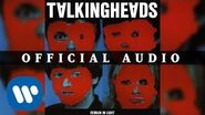 Talking Heads - Once In A Lifetime (Official Audio)