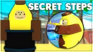 NEW STEPS AND CLUES REVEALED! MONKEY SKIN (Roblox Arsenal)