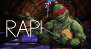 Raphael the Turtle