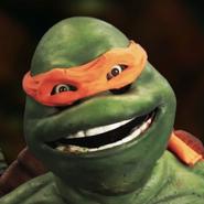Michaelangelo the Turtle k