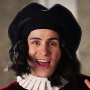 Anthony as Raphael