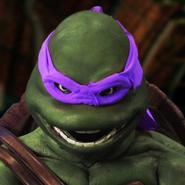 Donatello the Turtle k