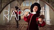 Raphael into