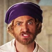 Rhett as Donatello