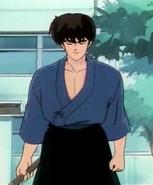 Tatewaki Kuno anime