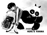 Here's Ranma (chapter)