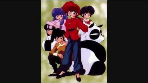 Ranma 1 2 Closing 3 - Don't Mind Lai Lai Boy (China Boy) - Etsuko Nishio FULL