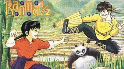 CGRundertow RANMA 1 2 HARD BATTLE for SNES Super Nintendo Video Game Review