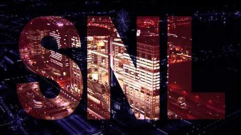 Saturday Night Live Japan - Opening Montage