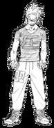 Tetsutetsu Tetsutetsu civilian profile