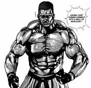 Koukou Tekken-den Tough v24p124-125
