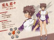 Renren anime profile