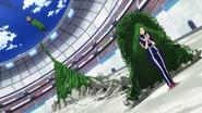 Ibara defeats Denki