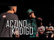 BDM Deluxe 2015 - Semifinal - Kodigo vs Aczino