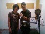Omega Santana Con Noize en Img Musica