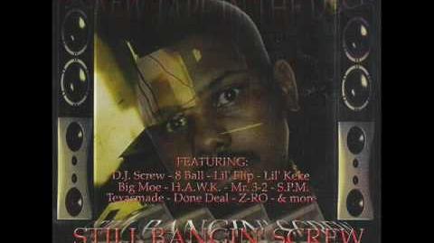 Dj Screw-Screw Tape In The Deck-Let Me Roll