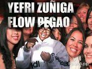 Yefri Zuñiga Flow Pegao