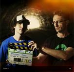 Porta en el vídeo-clip Palabras mudas