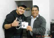 Omega Santana con Img
