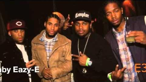 Baby Eazy-E (E3) - Lose Control feat Knowledge