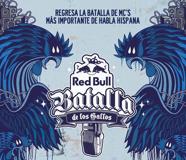 Red Bull Batalla de los Gallos Nacional Perú 2013