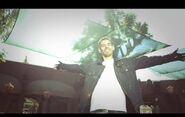 Lúdiko grabando videoclip de TLAQUEPAQUE