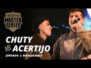 CHUTY VS ACERTIJO - FMS INTERNACIONAL JORNADA 2 - Buenos Aires