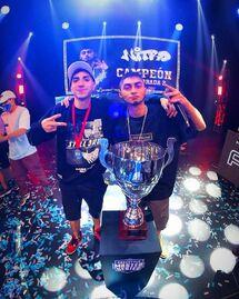 FMS Chile Nitro Cmpaeon