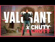 Chuty x VALORANT - RADIANTE