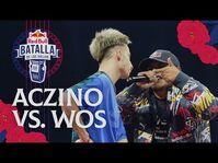 ACZINO vs WOS - Octavos - Red Bull Internacional 2019