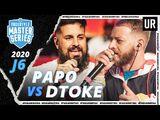 PAPO vs DTOKE - -FMSARGENTINA 2020-21 - Jornada 6 - Urban Roosters
